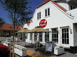 You can experience gastronomic specialities in restaurants, Cafees and Smoked huses on Bornholm!     -  Restaurant Margeritten
