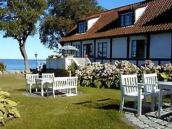 Bornholm: Folkemøde overnatning Sommerhus, Feriehus, Hotel, Pension  -  Allinge Badehotel