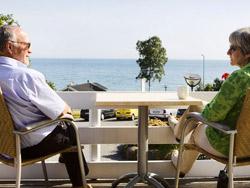 Bornholm: Folkemøde overnatning Sommerhus, Feriehus, Hotel, Pension  -  Hotel Friheden