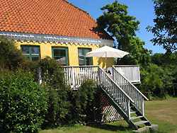 Holiday cottages bornholm    -  BODERNE FERIE