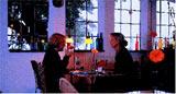 Restauranter og Caffer på Bornholm   Cafe Restaurant  - Dines Lille Maritime Cafe