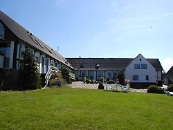 Ferien auf dem Land oder Bauerhof auf Bornholm     -  Borregård
