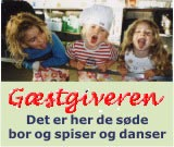 Restauranter og Caffer på Bornholm   Cafe Restaurant  - Gæstgivergården