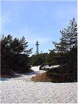 Seværdigheder, udflugtsmål og attraktioner på Bornholm. -  Dueodde Strand
