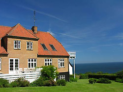 Ferienhaus, Ferienwohnung ,Sommerhaus: Übernachtungsmöglichkeit in  3751 Østermarie       -  Søgård