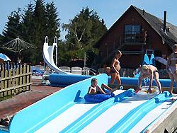 Camping, Familiecamping, campingplads, Campingpladser - Bornholm     -  Lyngholt Familie Camping