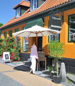 Geschäfte auf Bornholm, wie z.B.  -  Textillita