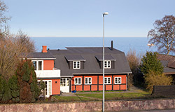 Bornholm: Folkemøde overnatning Sommerhus, Feriehus, Hotel, Pension  -  Sommerperle
