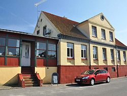 Bornholm: Folkemøde overnatning Sommerhus, Feriehus, Hotel, Pension  -  Turist Hotellet