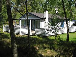 Ferienhaus - Ferienwohnung - Südbornholm    -  Dueodde Sommerhus