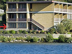 <b> overnatning Bornholm </b>    -  Ferielejlighed ved Hammersø