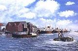 Gallerien auf Bornholm    - Gallerie Maritime