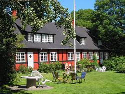 billig ferie i feriehus, ferielejlighed, hotel og pensionat     -  Gyldensgård